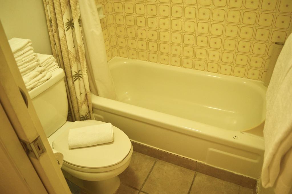 アストンアットザワイキキバニヤン - バスルーム